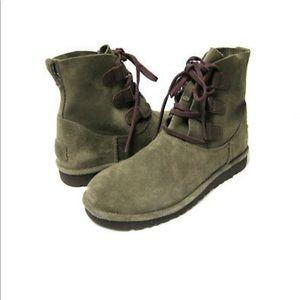Elvi woman boots ugg 7